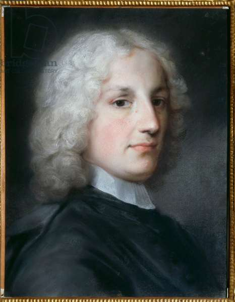 Portrait of a Young Priest