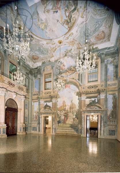 Ballroom (fresco)