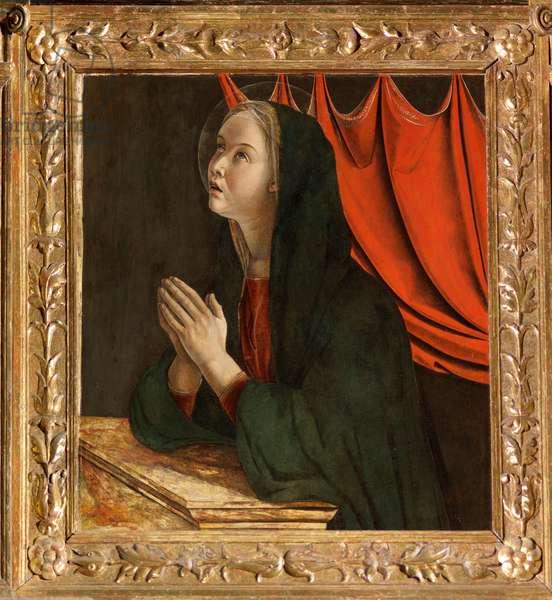 Polyptych of St. Vincent Ferreri: Virgin Annunciate