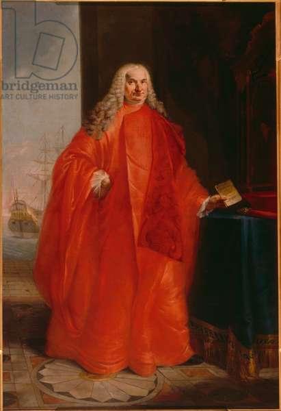 Portrait of Daniele Dolfin