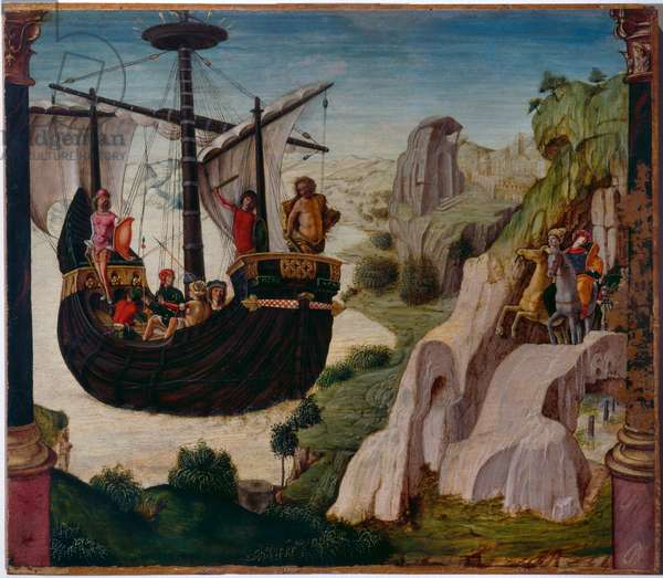 The expedition of the Argonauts