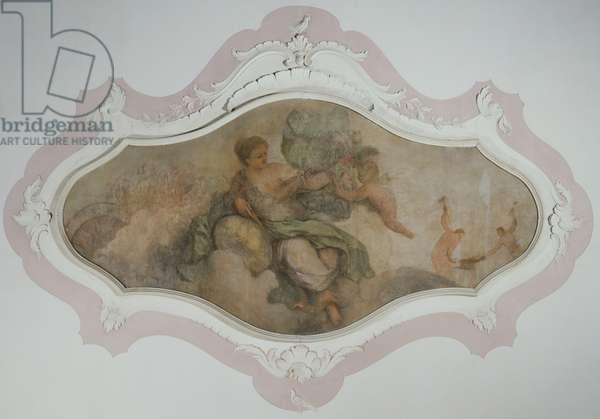 Venus and Cupid (fresco)