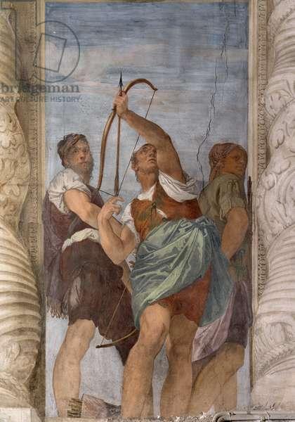 Three Archers