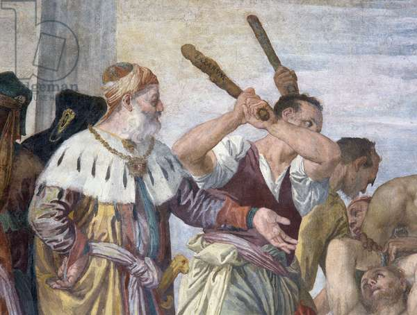 The Martyrdom of St. Sebastian (detail of 1154710)