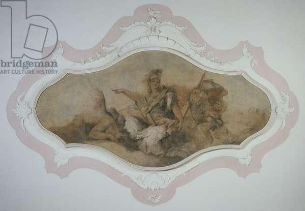 Minerva (fresco)