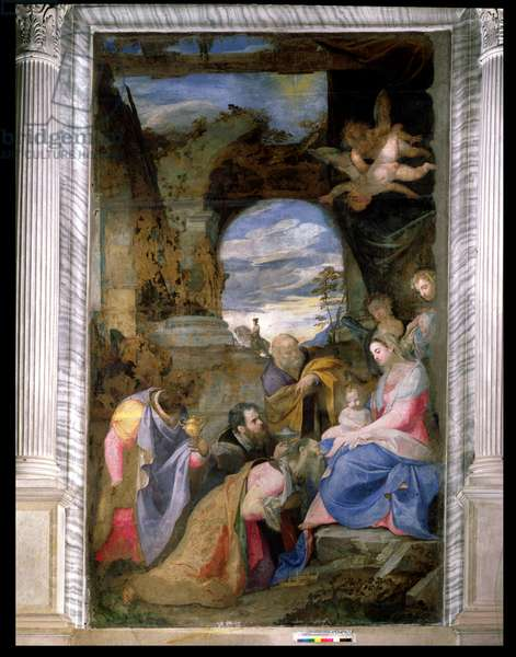 Adoration of the Magi (fresco)