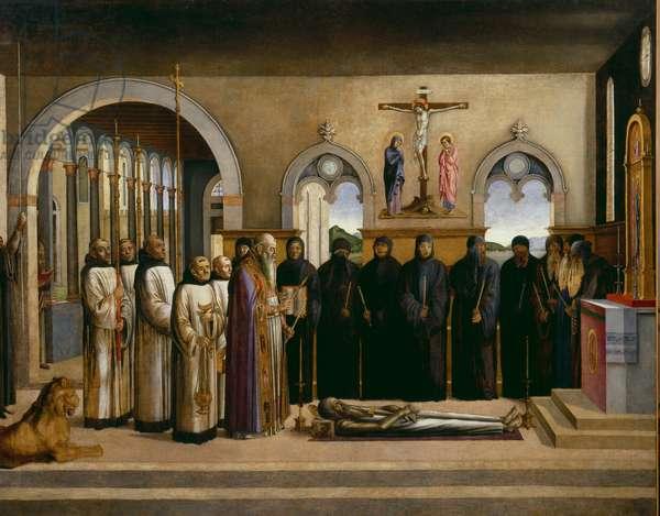 I funerali di San Girolamo