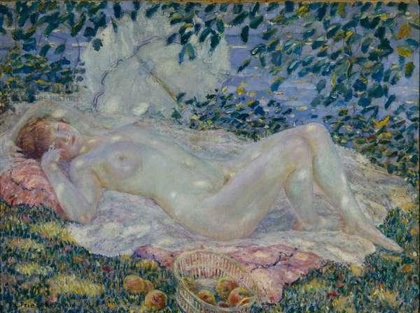 Autumn, 1914 (oil on canvas)