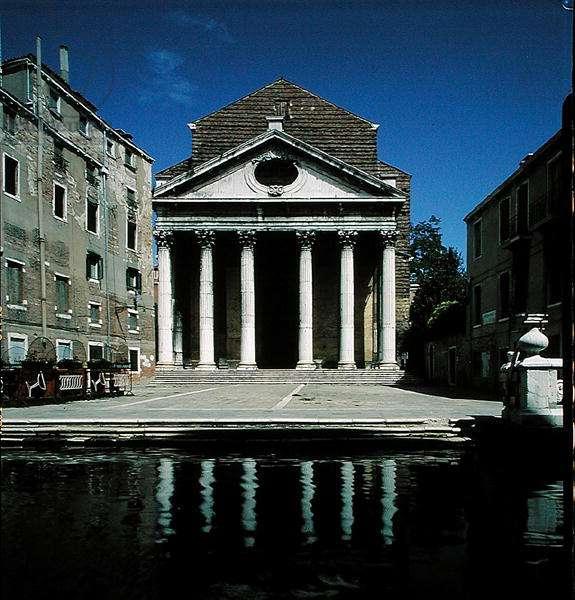 Facade, built 1706-14 (photo)