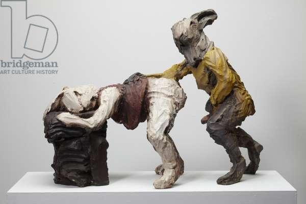 Flopsy, 2009 (Jesmonite, paint)