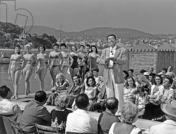 Honore de Marseille de MauriceRegamey avec Fernandel 1956