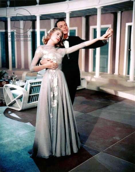 Haute Societe HIGH SOCIETY de Charles Walters avec Grace Kelly et Frank Sinatra, 1956
