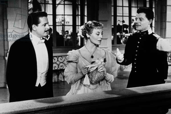 Les grandes Manoeuvres The Grand Maneuver de ReneClair avec Jean Desailly Michele Morgan et Gerard Philipe 1955