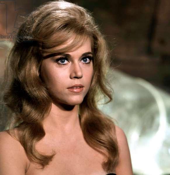 Barbarella de RogerVadim avec Jane Fonda 1968