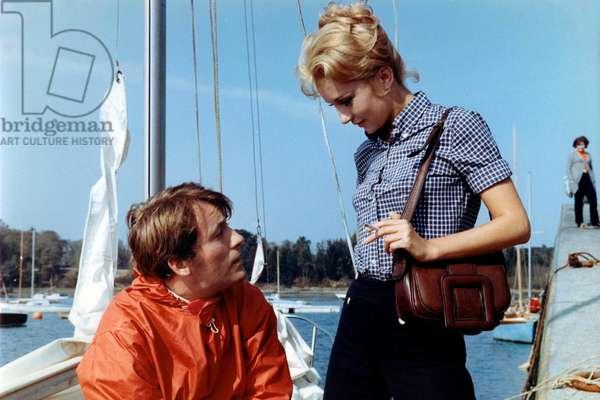 Que la bete meure de Claude Chabrol avec Michael Duchaussoy et Caroline Cellier 1969