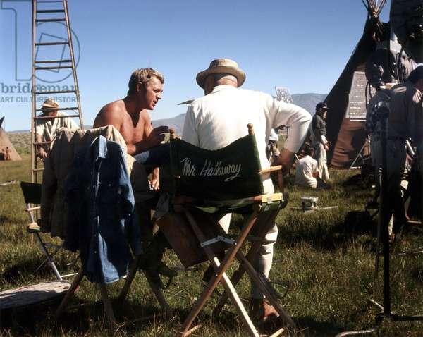 Henry Hathaway et Steve McQueen
