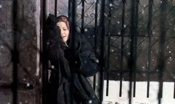 Irma Umila as Pamina in Ingmar Bergman's  film version of Mozart's opera Die Zauberflote (The Magic Flute), 1975