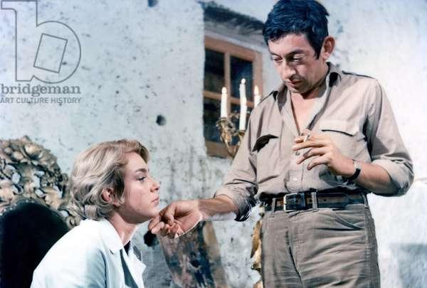 Ce sacre grand pere de JacquesPoitrenaud avec Marie Dubois et Serge Gainsbourg 1967