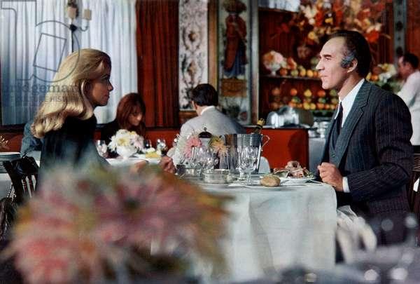 La Chamade d' AlainCavalier avec Catherine Deneuve et Michel Piccoli 1968 (d'apres FrancoiseSagan)