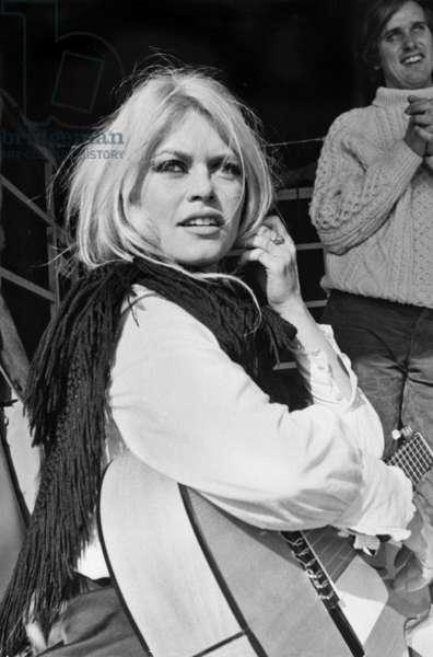 Brigitte Bardot 1968