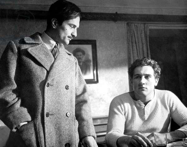 1900 Mille Neuf Cents Nineteen Hundred de Bernardo Bertolucci avec Gerard Depardieu et Robert De Niro 1976