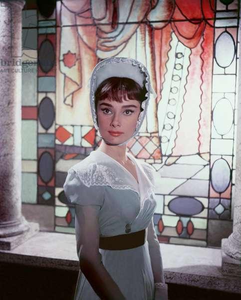 guerre et paix - war and peace US 1956. Audrey Hepburn.