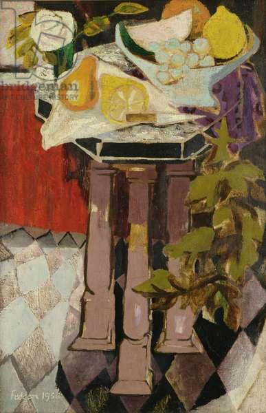 Still Life, 1956 (oil on canvas)