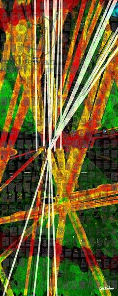 bottom bottom, 2013, (digital art)