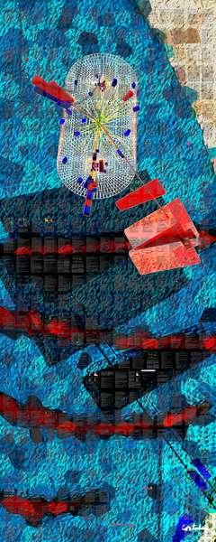 tau tau, 2013, (digital art)