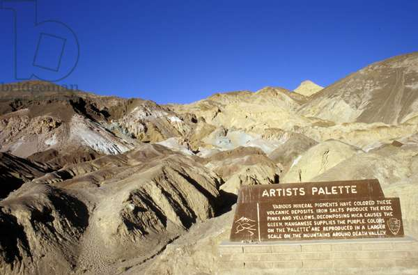 Death Valley National Monument, California, United States of America, North America
