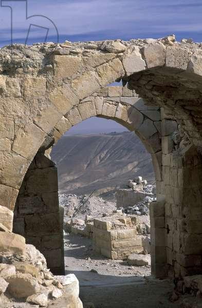 Karak Castle, Jordan, Middle East