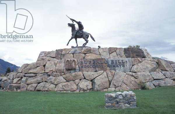 Cody, Buffalo Bill Historical Center, Yellowstone National Park, United States of America, America