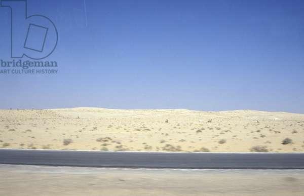 The Kings' highway, Jordan, Middle East
