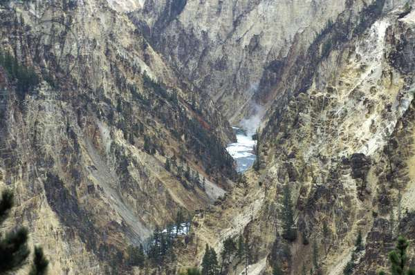 Grand Canyon, Yellowstone National Park, United States of America