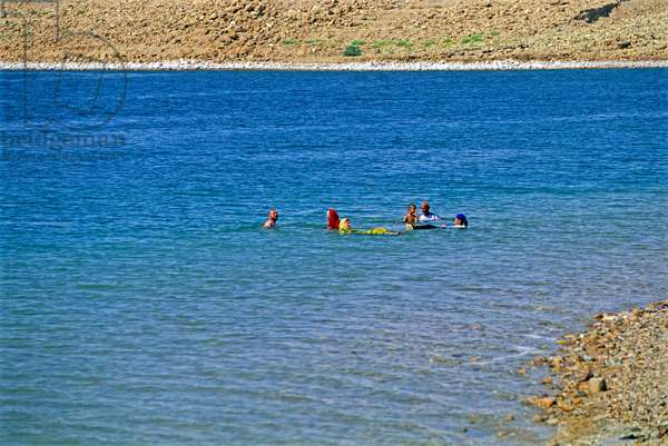 Dead Sea, Aquaba, Jordan, Middle East