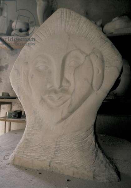 Sculpture, Sicily, Italy