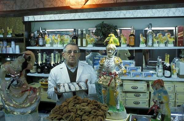 Confectioner's, Trapani, Sicily, Italy