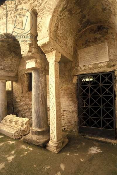 Early Christian Basilica, Cimitile, Campania, Italy