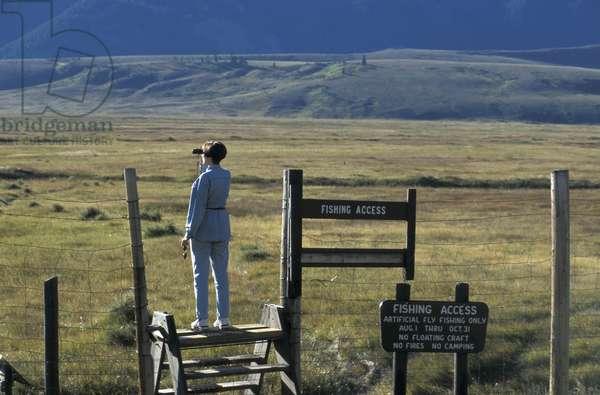Jackson Hole, Grand Teton National Park, Wyoming, United States of America