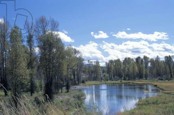 Grand Teton National Park, Wyoming, United States of America