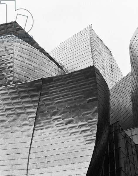 Guggenheim museum, Bilbao, Basque province, Spain, Europe