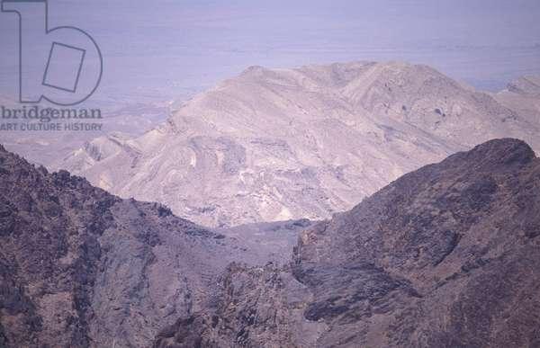 Mountains, Jordan, Middle East