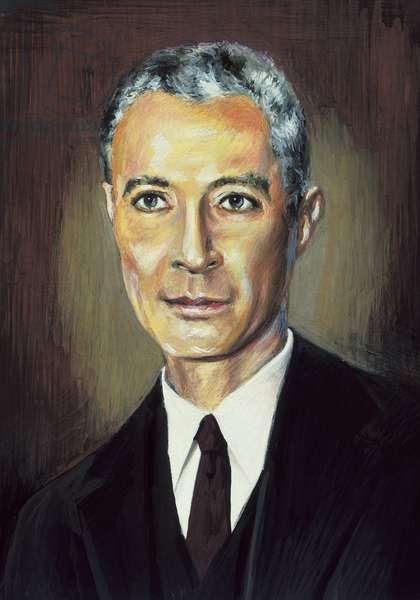 OPPENHEIMER, Julius Robert (1904-1967).
