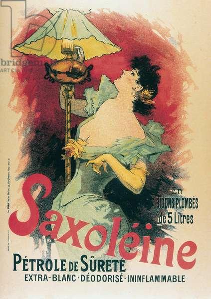 """Saxolein"" 1891 (lithography)"