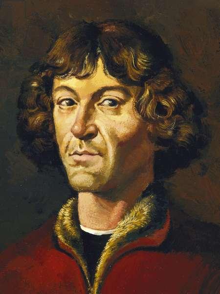 COPERNICUS, Nicolaus (1473-1543). Polish astronomer. Polish astronomer.