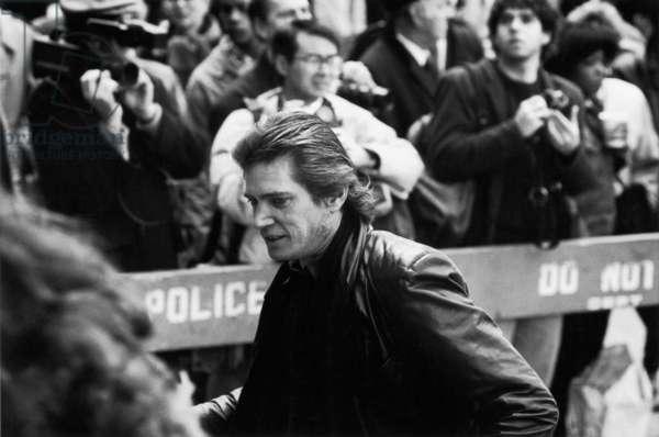 Robert Mapplethorpe, Andy Warhol's Memorial, 1987 (b/w photo)