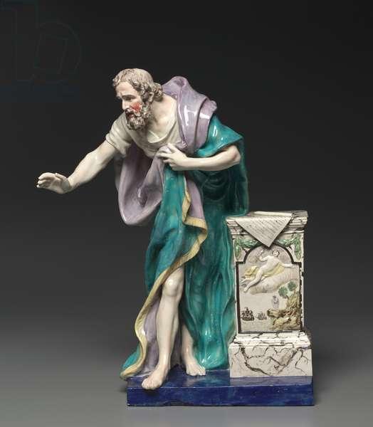 Figure, c.1800 (earthenware)