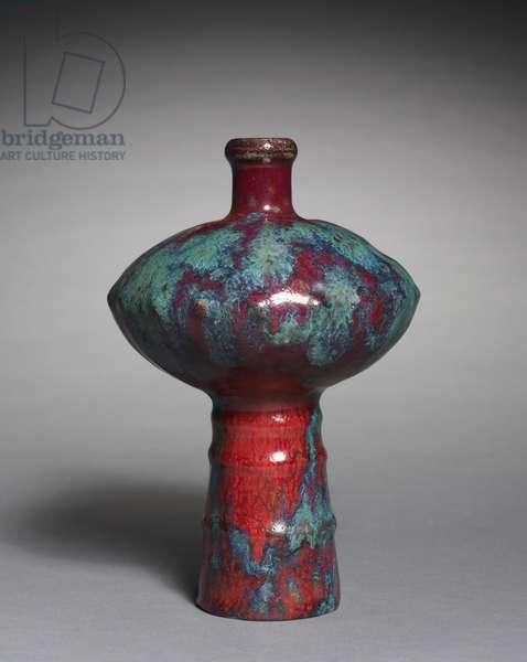 Vase, c.1900 (stoneware)