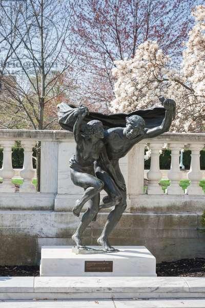 Bacchanale, 1917 (bronze)