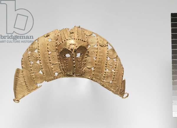 Pendant, 1900s (cast gold)